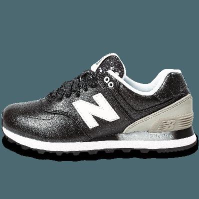 new balance grise noire