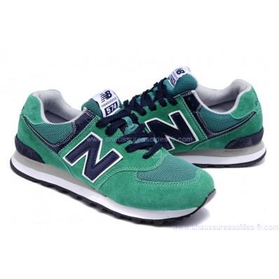 new balance homme bleu et vert
