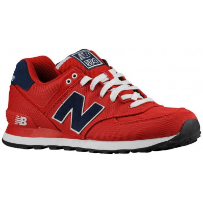 new balance homme ml574 rouge