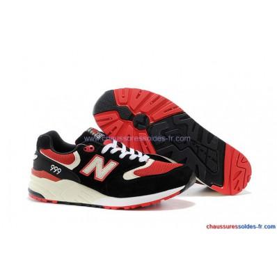 new balance homme noir et rouge