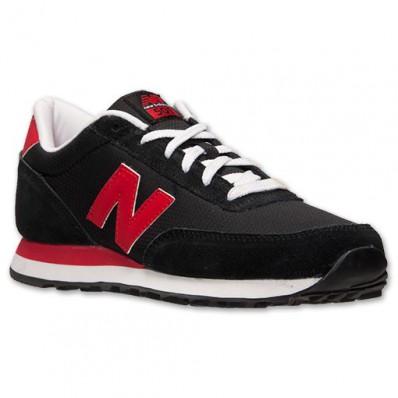 new balance homme rouge et noir