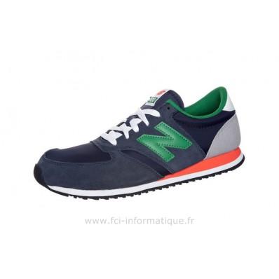 new balance homme u420 bleu vert