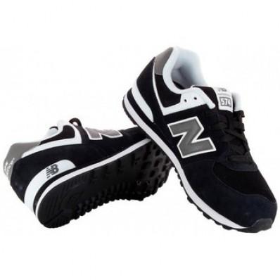 new balance junior noir et blanche