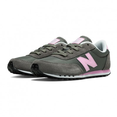 new balance kl410 grise et rose