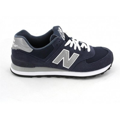new balance ml574 gris clair marine