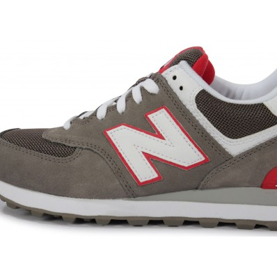 new balance ml574 grw grise