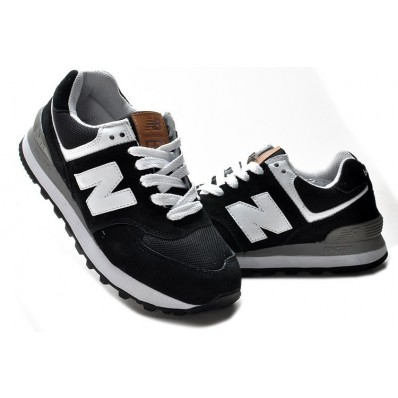 new balance noir et blanc 574
