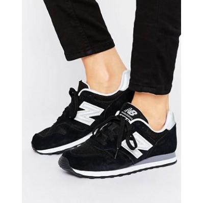 new balance noir et blanche