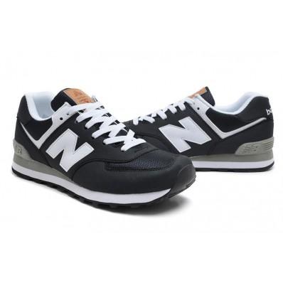 new balance noir et blanche 574
