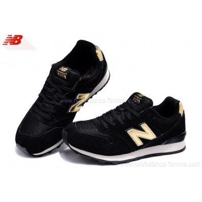 new balance noir et or 996