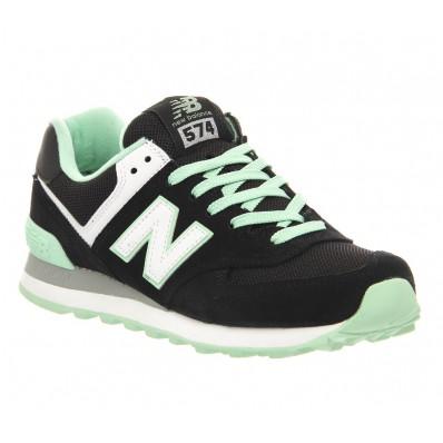 new balance noir et vert