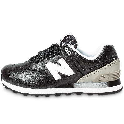 new balance noir paillette