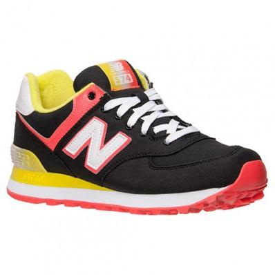 new balance noir rouge jaune