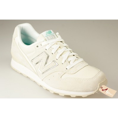 new balance pas cher blanche