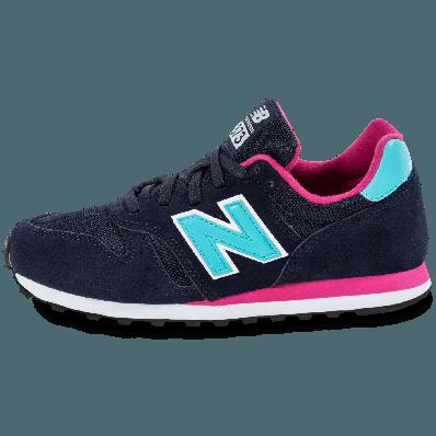 new balance rose et bleu turquoise