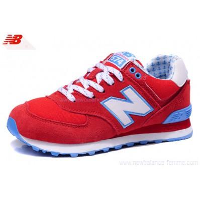 new balance rouge bleu blanc