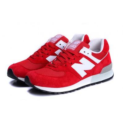 new balance rouge et blanche