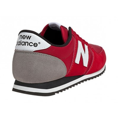 new balance rouge grise