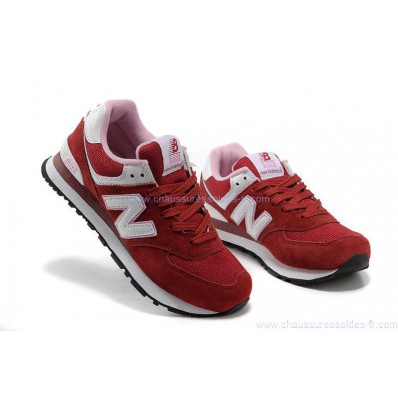 new balance rouge kl574