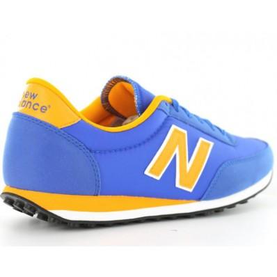 new balance u410 bleu et jaune