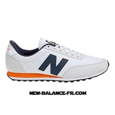 new balance u410 homme orange