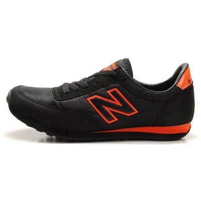 new balance u410 noir et orange