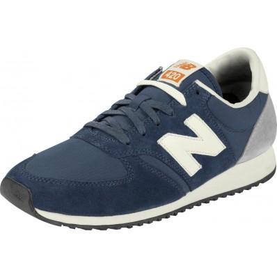 new balance u420 bleu gris rouge