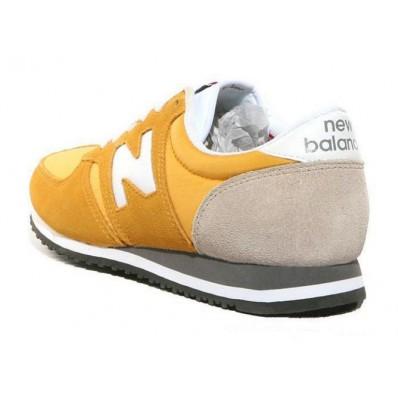 new balance u420 bleu jaune