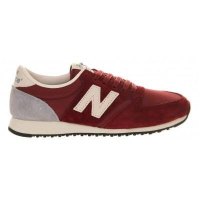 new balance u420 bordeaux rood