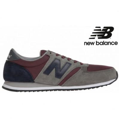 new balance u420 gris et bordeaux