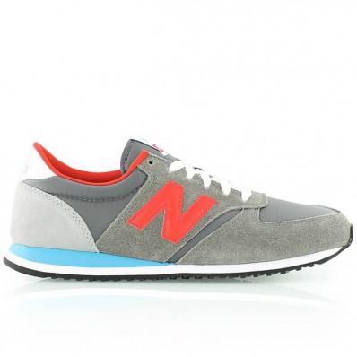 new balance u420 gris rouge