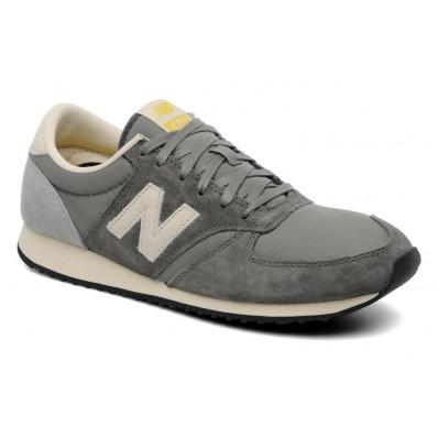 new balance u420 grise jaune