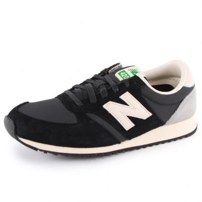new balance u420 noir et blanc femme
