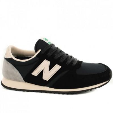 new balance u420 noir gris pas cher