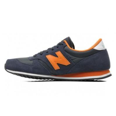 new balance u420 noir orange