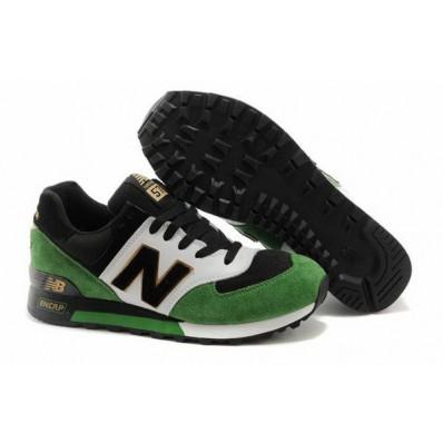 new balance vert et blanc
