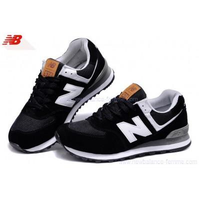 new balance w574 noir