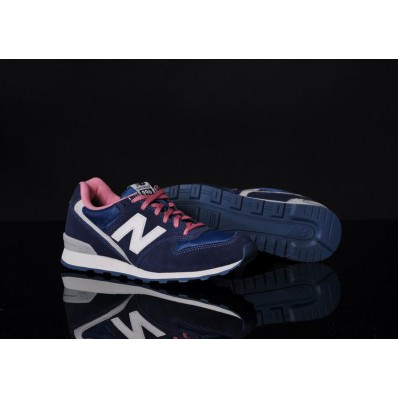 new balance wr996 bleu marine et rose