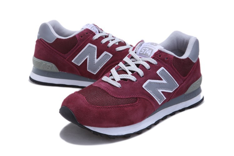 chaussure new balance homme rouge
