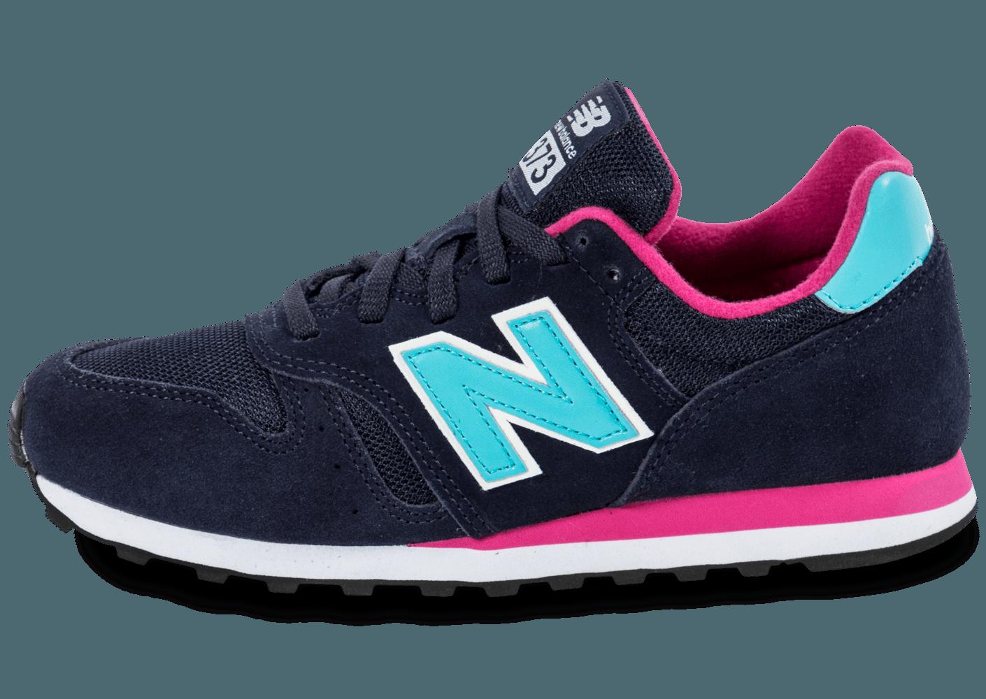 new balance rose 373
