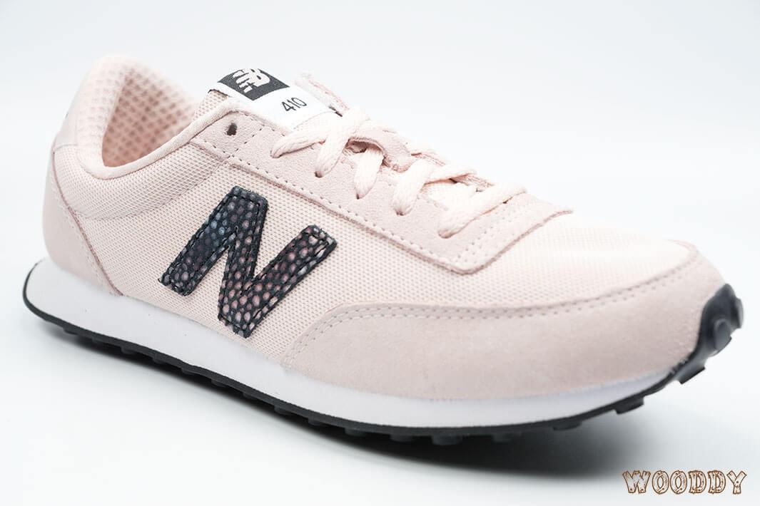 new balance kl410 gris rosa