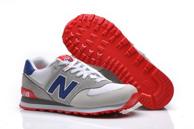 new balance 574 bleu blanc rouge