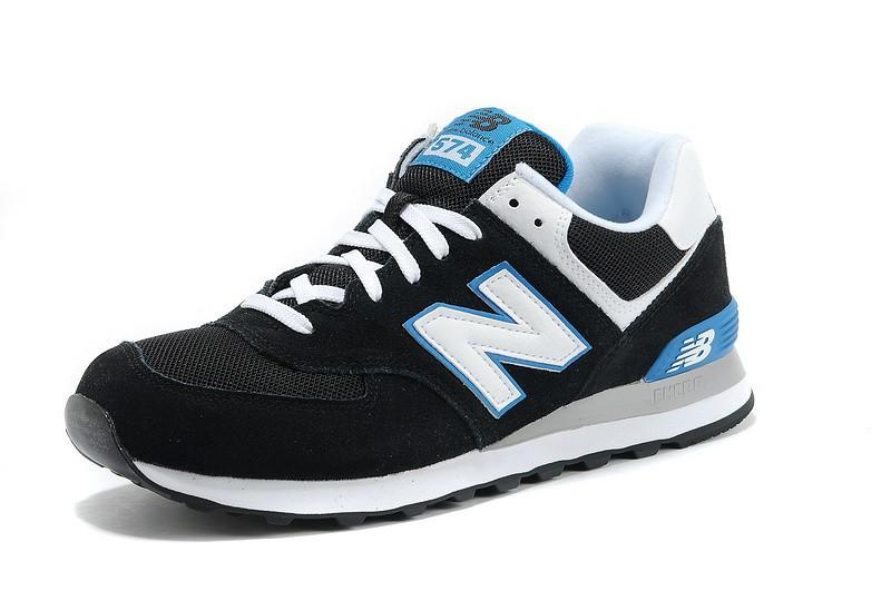 6895366d2c83 new balance 574 noir et bleu