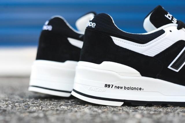 new balance 997 noir