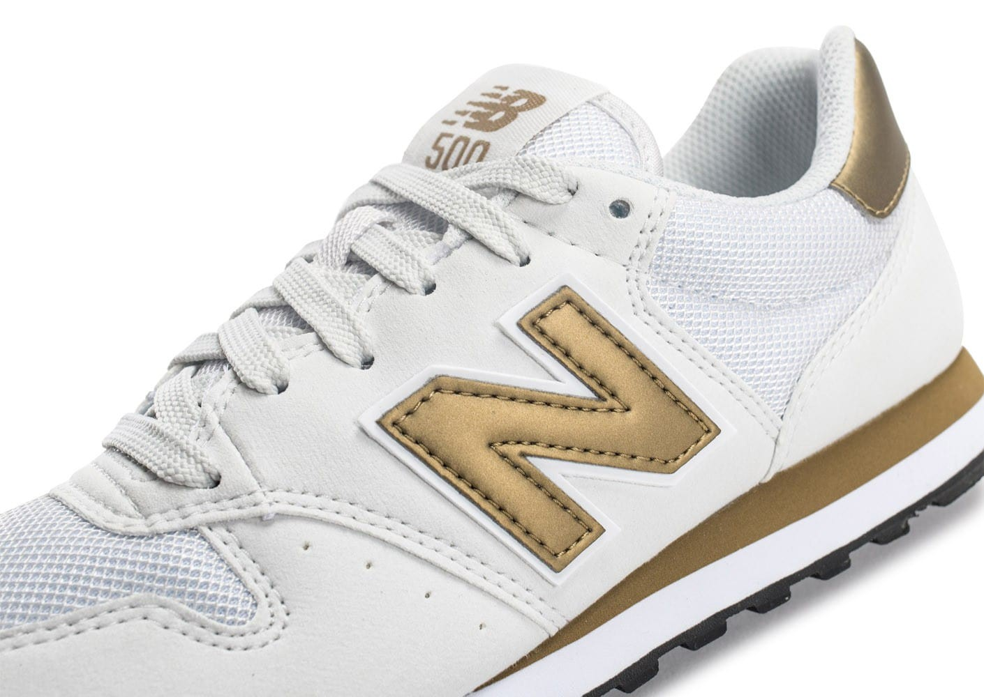 e51bb4ab2dd7 new balance blanche et or