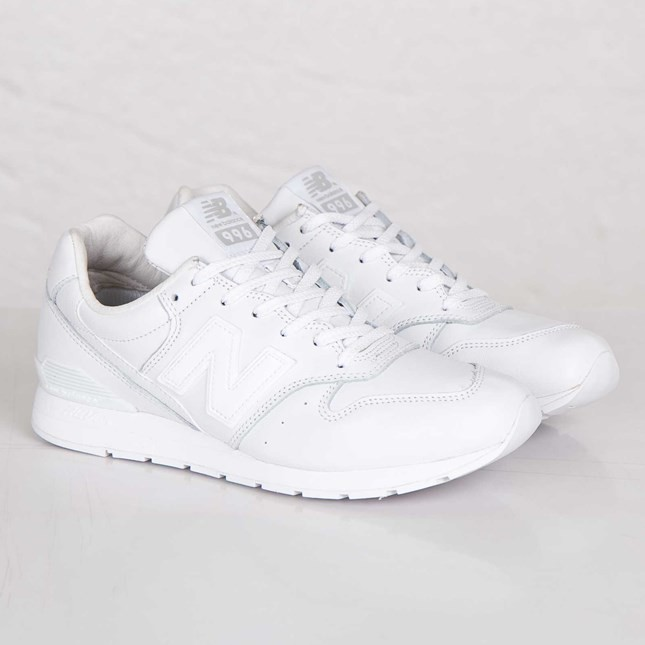 new balance blanche soldes