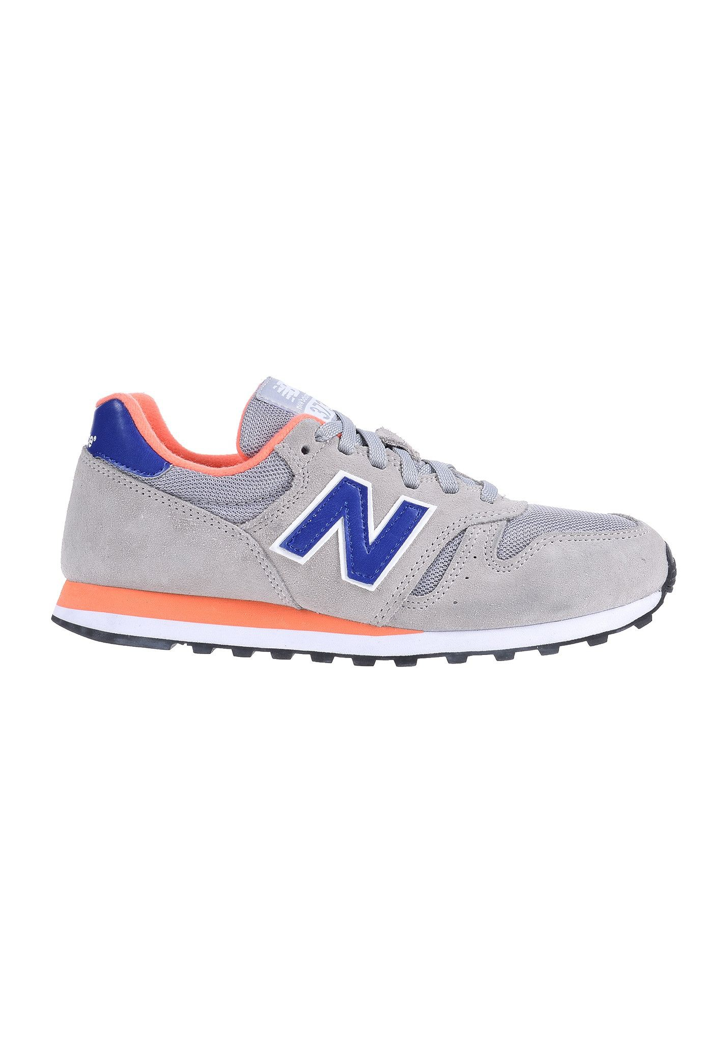 new balance femme grise et orange
