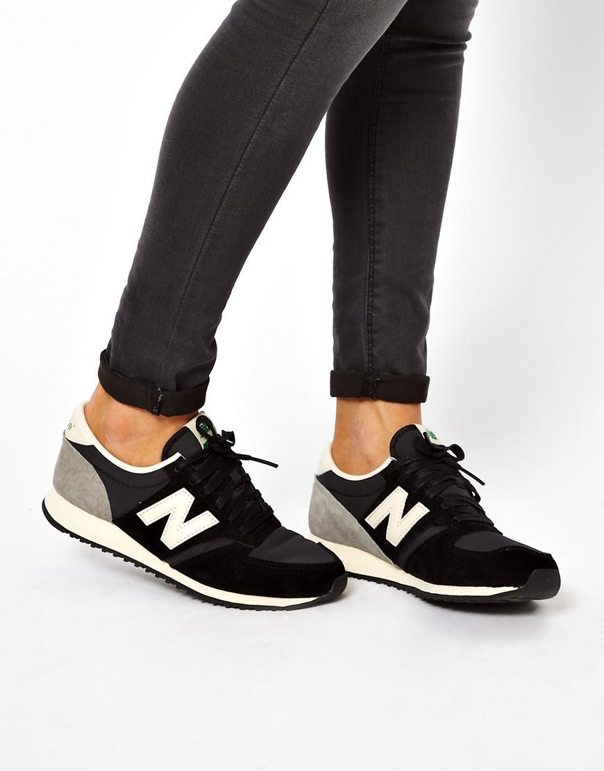 new balance femme noir et blanc