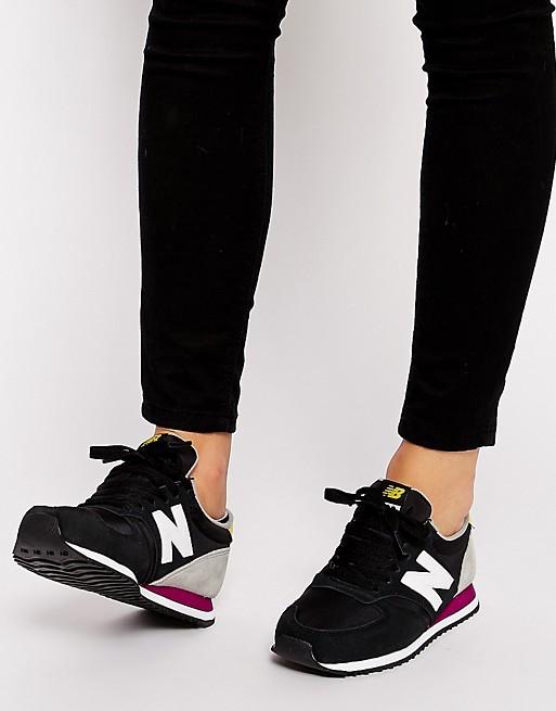 new balance femme u420 noir