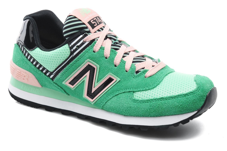 new balance femmes vert